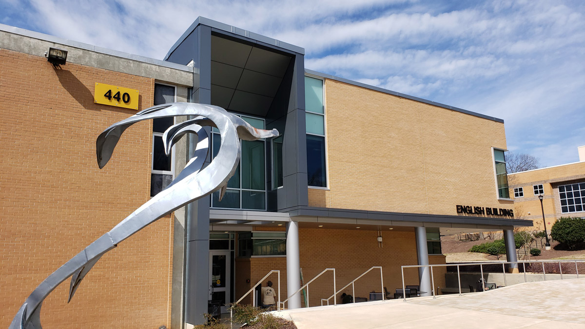 NCES_Kennesaw State University English Building