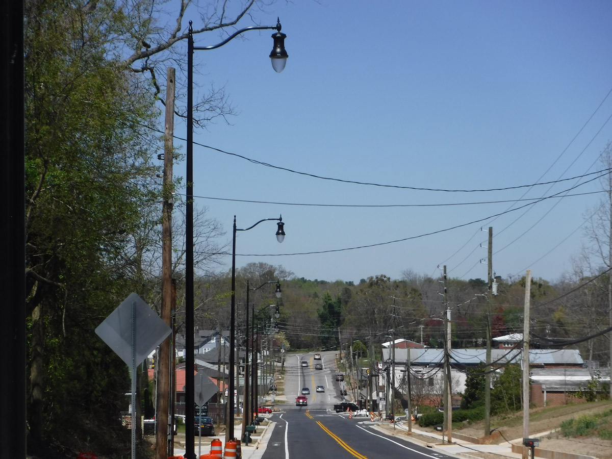 NCES_Lawrenceville College Corridor