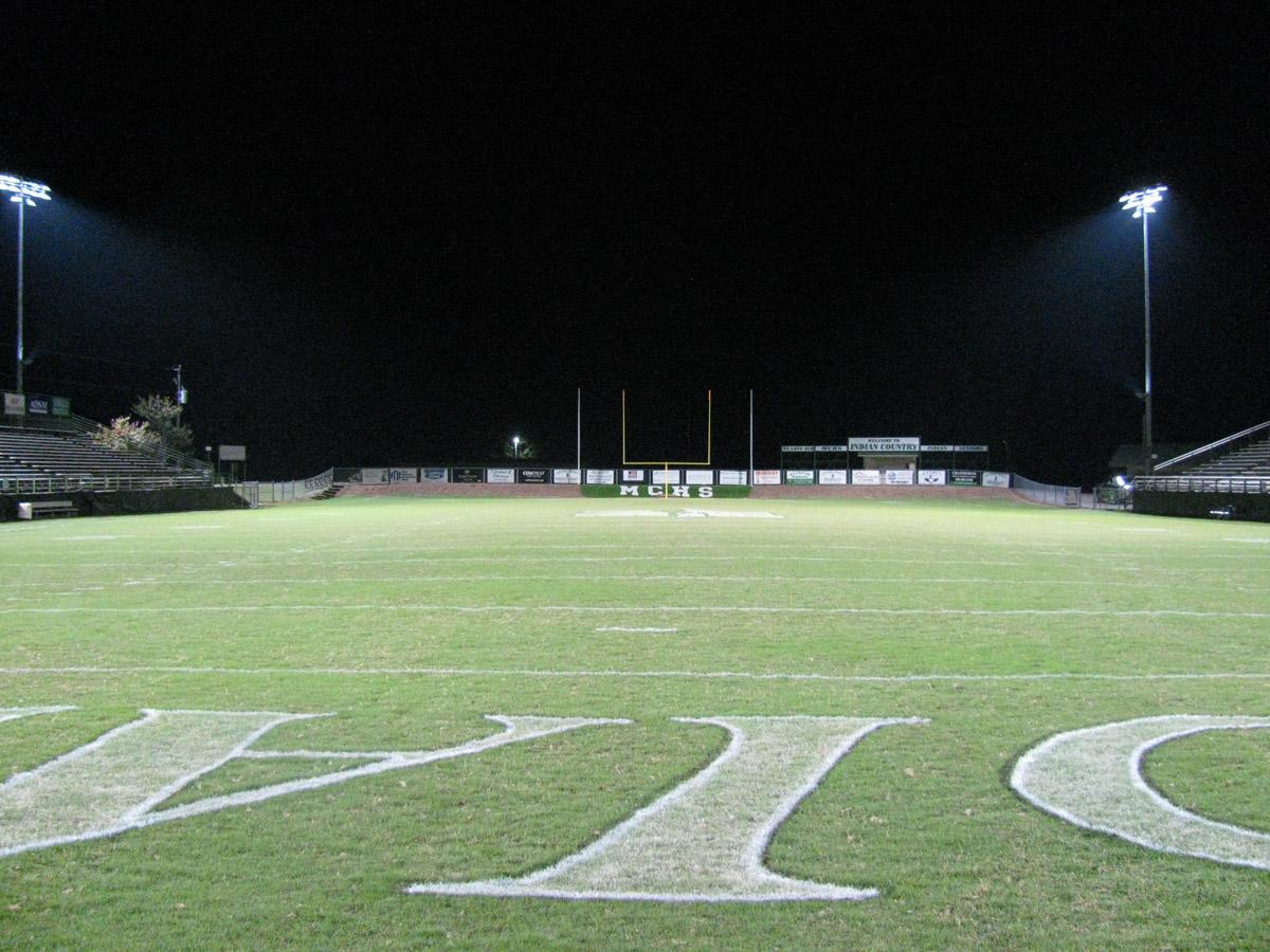 NCES_Murray County High School Football