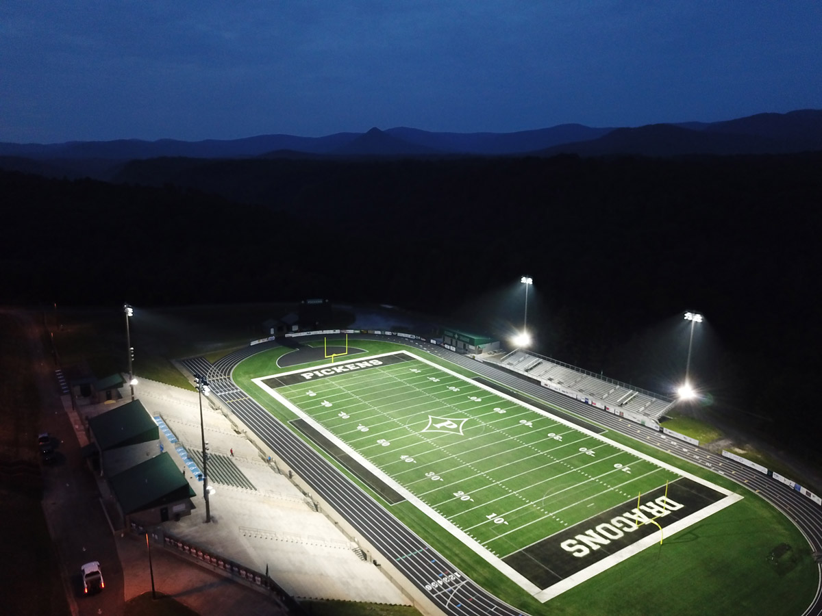 NCES_Pickens County High School Football