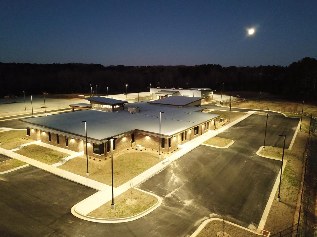 NCES_Winder Utilities Complex